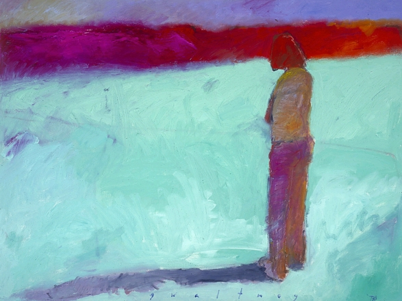 Alone But Not Lonely #1 - 47 x 60