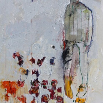 City Flowers - 60 x 42